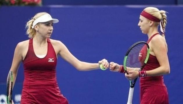 Сестри Кіченок зіграють у парному розряді на турнірі WTA1000 в Римі