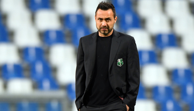 De Zerbi soon to take charge at Shakhtar Donetsk