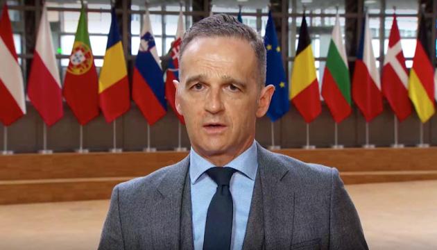 ЄС не повинен відмовлятися від захисту прав людини у Росії - Маас