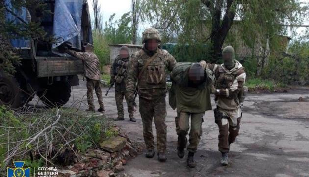 Поблизу лінії вогню затримали бойовика-розвідника «ДНР»