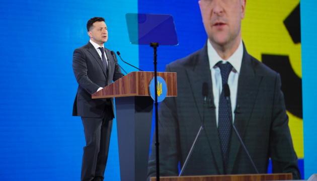 Pełne członkostwo w NATO i UE to strategiczny kurs Ukrainy – Zełenski