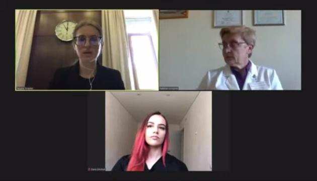 Щодо епідемічної ситуації в Україні, перебігу коронавірусної хвороби та роботи лікарень під час пандемії