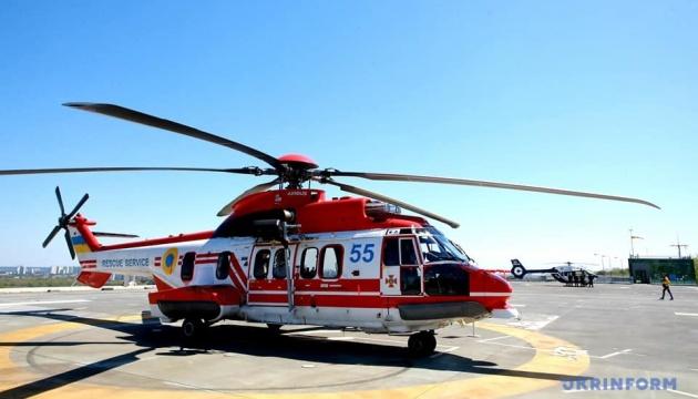 Аваков розповів, які служби цьогоріч отримають гелікоптери Airbus