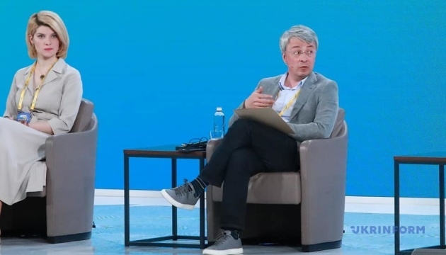«Перезавантажити систему»: Ткаченко сказав, що потрібне для просування української мови
