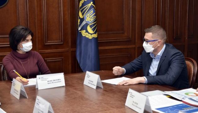 Генпрокурор розповіла про оцінку збитків у справі Медведчука і Козака
