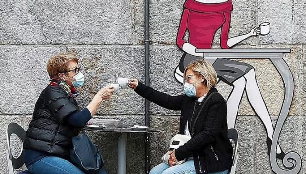Суд заборонив трьом регіонам в Іспанії продовжити комендантську годину