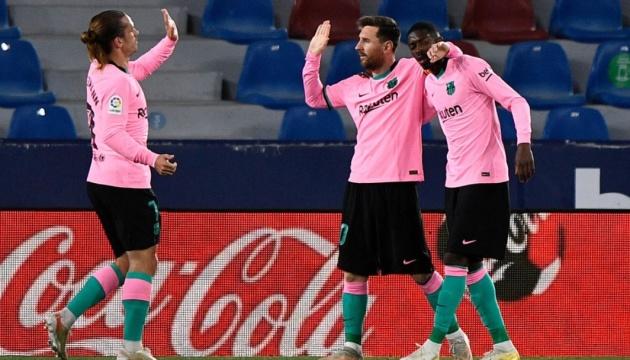 Ла Лига: «Барселона» упустила победу в матче с «Леванте»