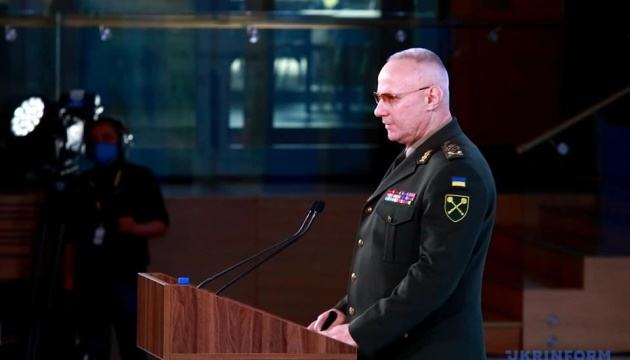 Вступ України в НАТО сприятиме посиленню Альянсу – Хомчак