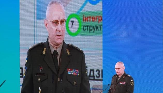 Українська армія готова до відсічі збройної агресії на 100% - Хомчак