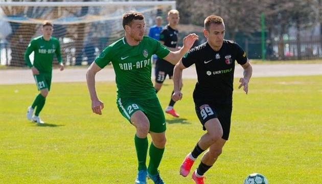 Лідер Першої ліги «Верес» розгромив «ВПК-Агро»
