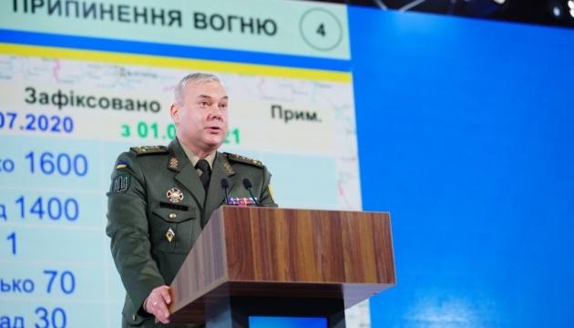 Россия стянула в ОРДЛО 28 тысяч военных - Наев