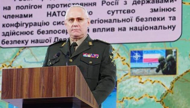 Chomtschak nennt fünf strategische Ziele für Ausbau der Streitkräfte