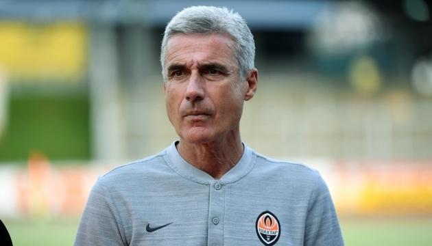 Луїш Каштру офіційно залишає ФК «Шахтар»