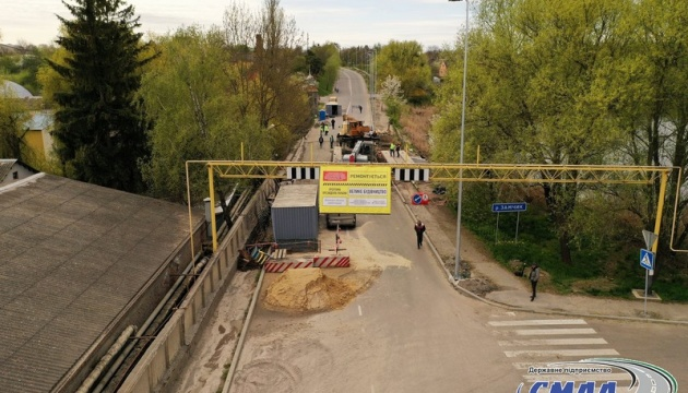 На Вінниччині відремонтують міст у Немирові