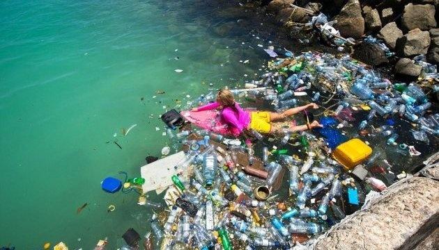 Около 70% мусора в Черном море составляет пластик - эксперт
