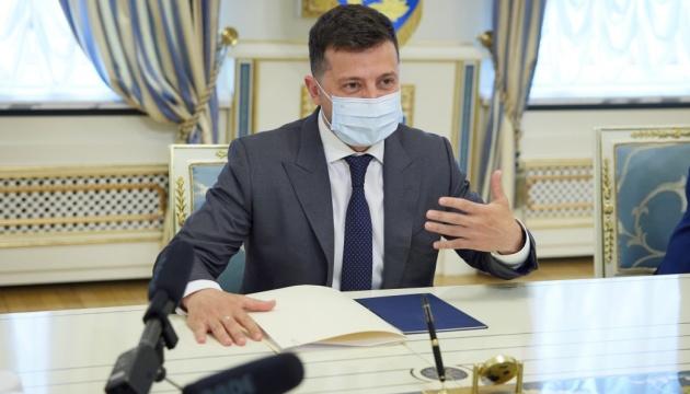 Зеленський запросив спікера парламенту Литви на День Незалежності України