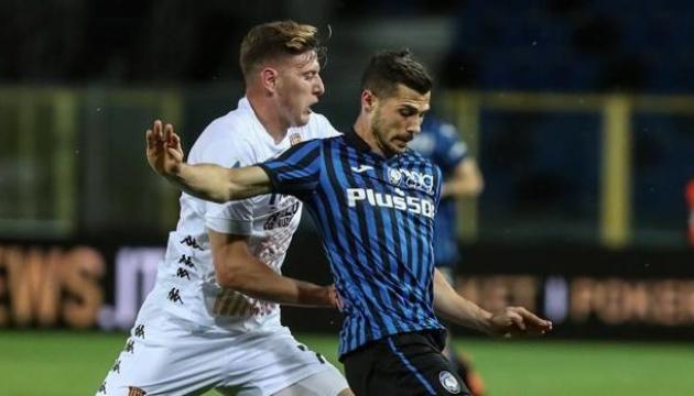 Серия А: «Аталанта» с Малиновским побеждает «Беневенто»