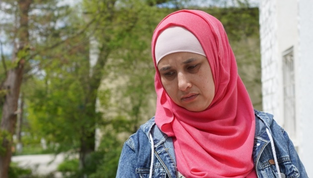 Удову вбитого кримськими окупантами Рахімова висилають до Узбекистану