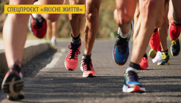 «Біжу Житомиром»: стартував проєкт безкоштовних тренувань