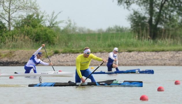 Украинец Алтухов завоевал олимпийскую лицензию в гребле на байдарках и каноэ