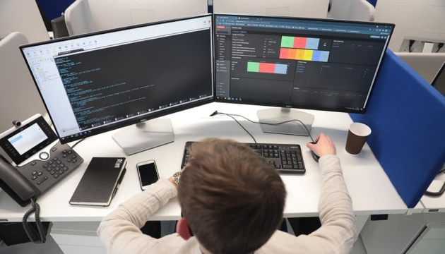 Навчання у Кіберцентрі UA30: українські експерти боролися з атаками естонських «хакерів»
