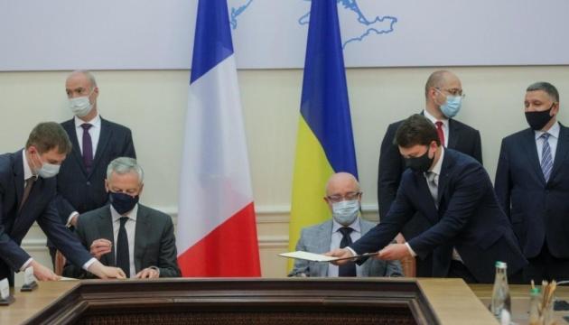 Резников - о кредитном соглашении с Францией: у жителей Луганщины будет хорошая питьевая вода