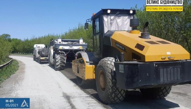 Укравтодор восстановит трассу от Смелы до границы с Киевщиной