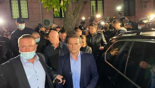 Victor Medvedtchouk assigné à résidence 24 heures sur 24