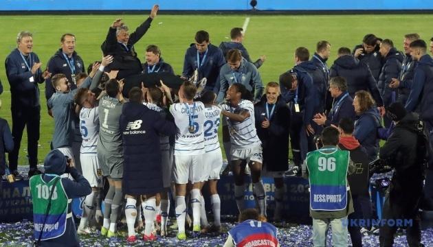Гравці «Динамо» почали відчувати, як це вигравати трофеї – Луческу