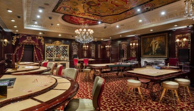 С 14 мая в отеле «InterContinental Kyiv» работает первое легальное казино столицы