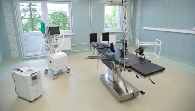 В Стрые обновили приемное отделение райбольницы - фото