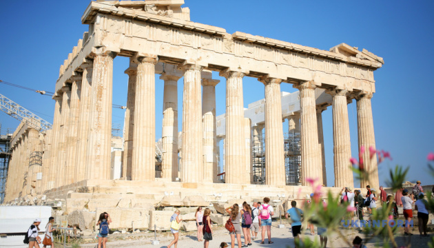 Greece did not open its borders to Ukrainian tourists on May 14 - embassy