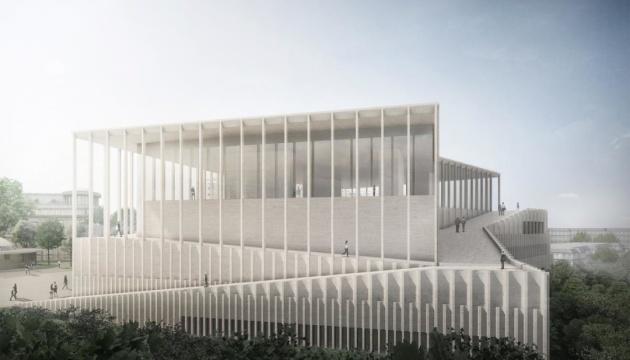 Німецькі архітектори передають права на проєкт будівлі Музею Майдану