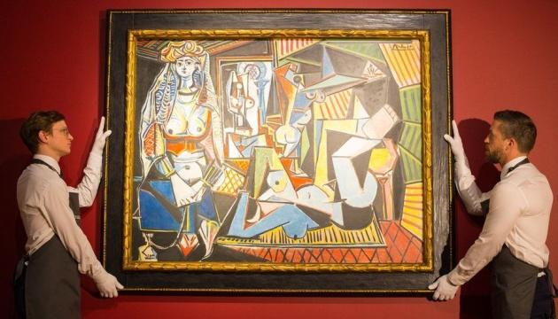 Картину Пікассо продали на Christie's за понад $100 мільйонів