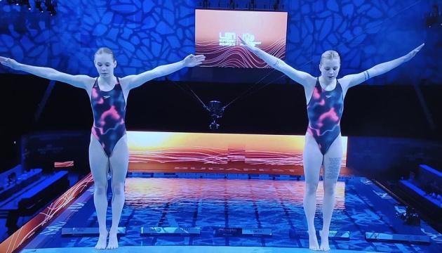 Українська пара Байло – Лискун – бронзовий призер ЧЄ зі стрибків у воду