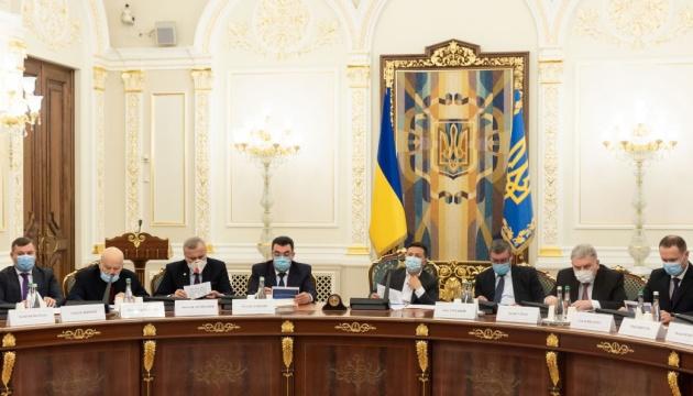 Президент вручив відзнаки лауреатам Держпремій в галузі науки і техніки
