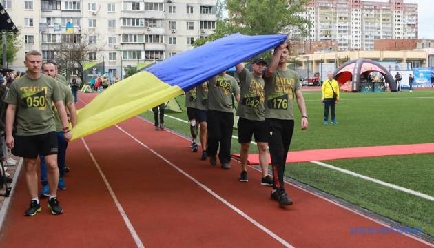 В Киеве стартовали «Игры воинов» - в каких видах спорта будут соревноваться ветераны