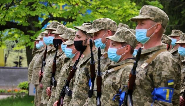 На Чернігівщині явка резервістів на збори перевищила 100%