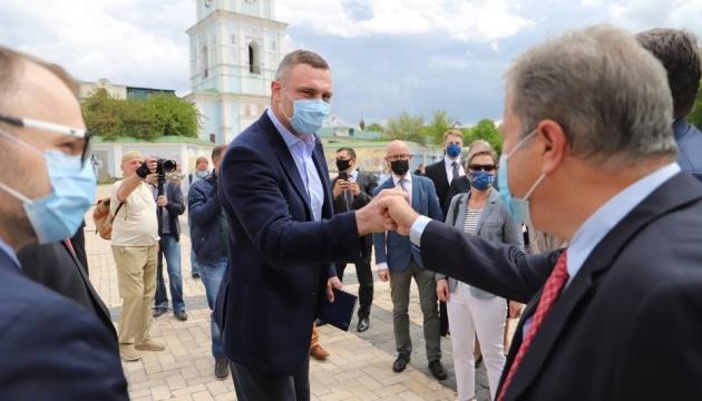 Кличко розповів, у яких європейських міст Київ переймає досвід управління
