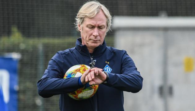 Михайличенко залишив посаду спортивного директора ФК «Динамо»