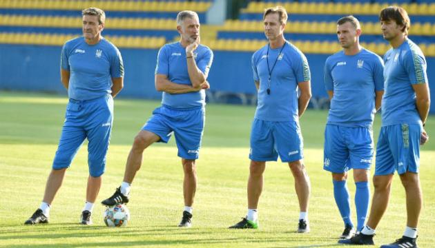Збірна України з футболу розпочала підготовку до Євро-2020