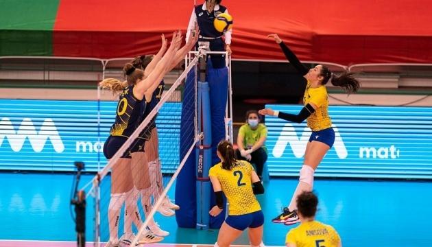 Волейболистки сборной Украины обыграли Португалию и вышли на Евро