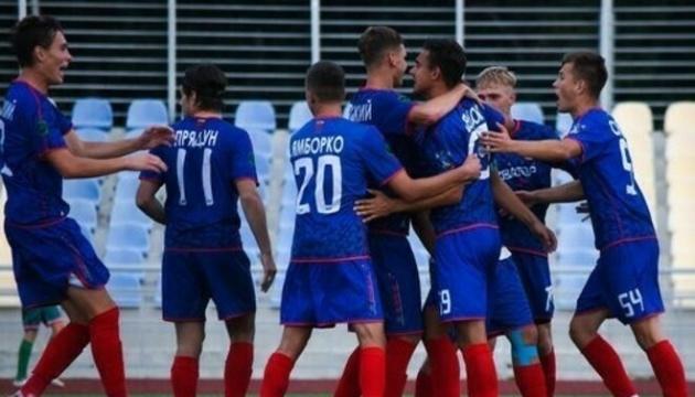 «Николаев» обыграл «Кремень» в футбольном матче Первой лиги