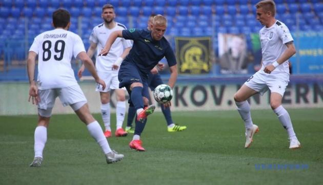 Харківський «Метал» переміг «Балкани» в матчі Другої ліги