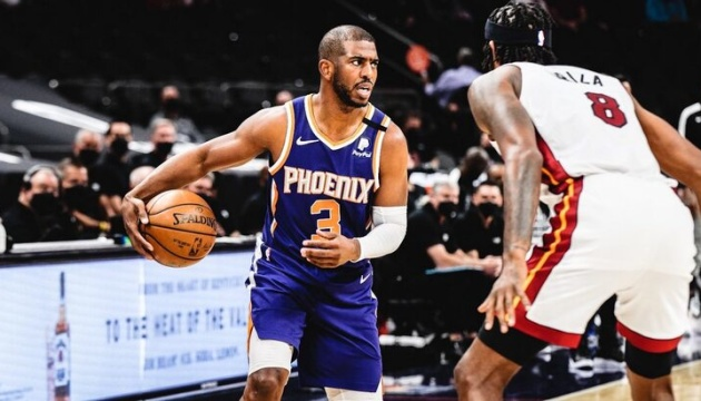 НБА: «Фінікс» розгромив «Сан-Антоніо», «Нью-Йорк» в овертаймі обіграв «Шарлотт»