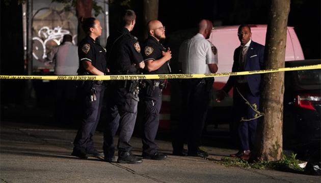 У Нью-Йорку сталася стрілянина, є поранені