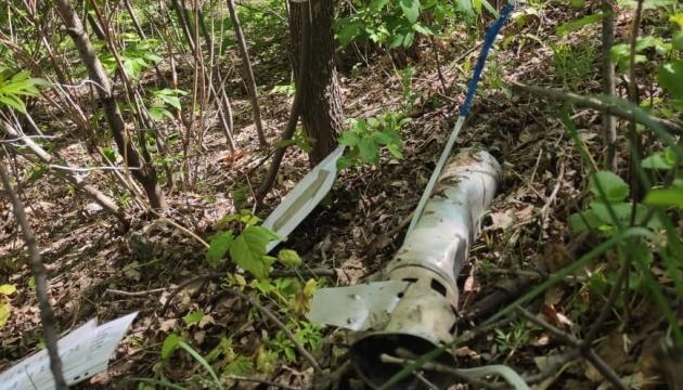 Оккупанты обстреляли из огнеметов Катериновку