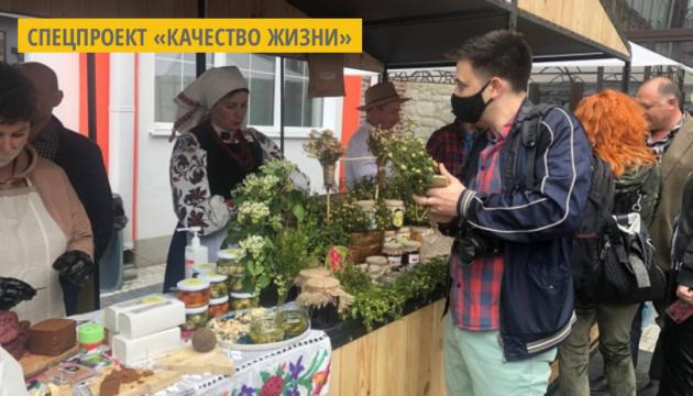 Гастрономический фестиваль в Ривне представляет аутентичную кухню
