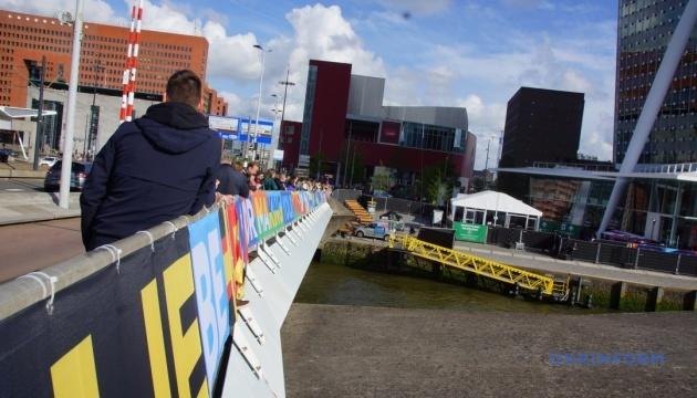 У Нідерландах пройшла церемонія відкриття Євробачення
