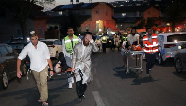 В Израиле обрушилась трибуна в синагоге, десятки пострадавших
